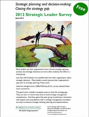 2012 Survey Report